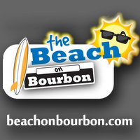 The Beach on Bourbon www.beachonbourbon.com